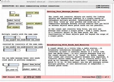 PDDP About Template 2 Screengrab