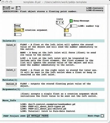 PDDP Template 8 screengrab