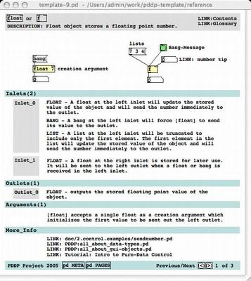 PDDP Template 9 Screengrab