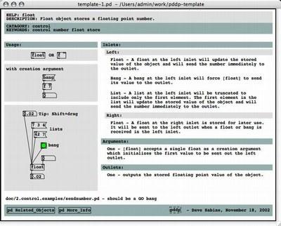 PDDP Template 1 Screengrab