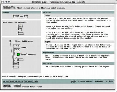 PDDP Template 5 Screengrab